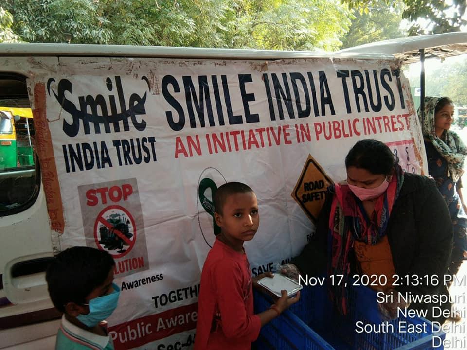 smileindiatrust-food